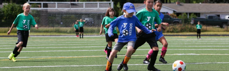 youth ymca soccer